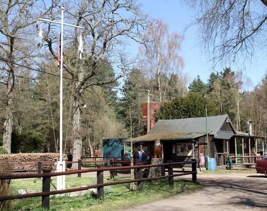 lees wood site