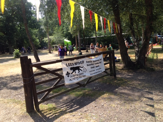 Activity Day at Lees Wood