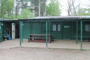 Beeches Accommodation at Lees Wood